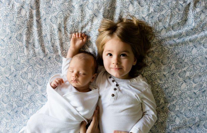 Bērns ar mazuli | Cilmes šūnu banku alianse | LYL BioBank Hearts